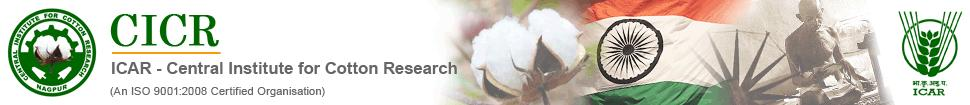 ICAR-Central Institute for Cotton Research