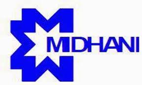 Mishra Dhatu Nigam Limited, MIDHANI
