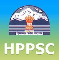 Himachal Pradesh Public Service Commission, HPPSC
