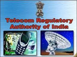 Telecom Regulatory Authority of India, TRAI