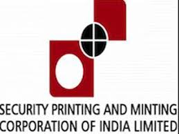 Security Printing and Minting Corporation of India Ltd., SPMCIL