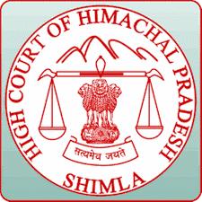 High Court of Himachal Pradesh