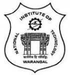 National Institute of Technology, NIT Warangal