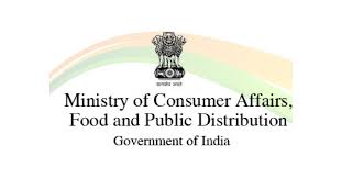 Ministry of Consumer Affairs, Food & Public Distribution